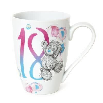 Tatty Ted 18th Birthday Mug
