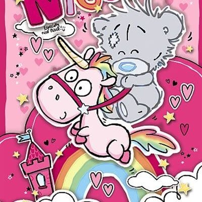 Tatty Ted Happy Birthday Card - Special Niece