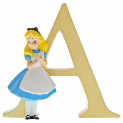 Disney Enchanting Collection Disney Alphabet - Letter A - Alice