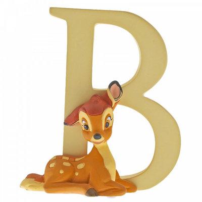 Disney Enchanting Collection Disney Alphabet - Letter B - Bambi