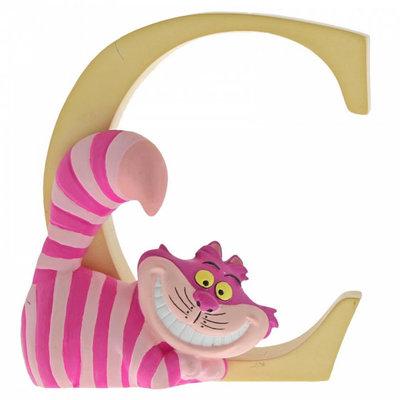 Disney Enchanting Collection Disney Alphabet - Letter C - Cheshire Cat