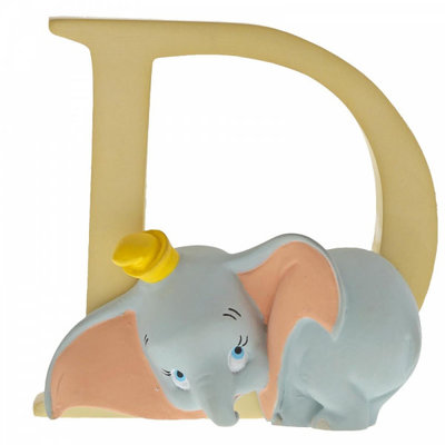 Disney Enchanting Collection Disney Alphabet - Letter D - Dumbo