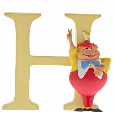 Disney Enchanting Collection Disney Alphabet - Letter H - Tweedle Dee
