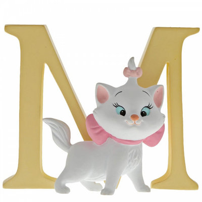 Disney Enchanting Collection Disney Alphabet - Letter M - Marie