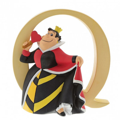 Disney Enchanting Collection Disney Alphabet - Letter Q - Queen of Hearts