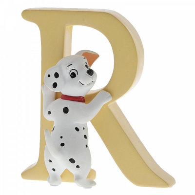 Disney Enchanting Collection Disney Alphabet - Letter R - Rolly