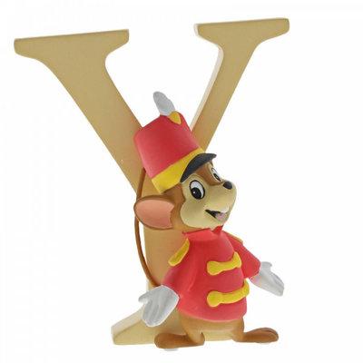 Disney Enchanting Collection Disney Alphabet - Letter Y - Timothy Q Mouse