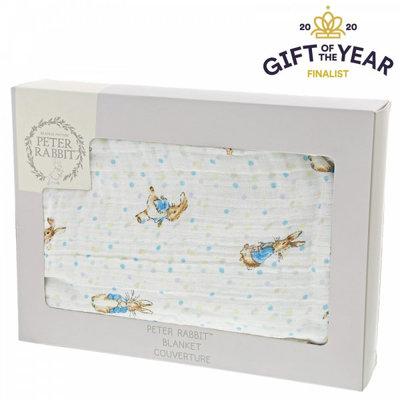 Peter Rabbit Peter Rabbit Baby Collection Blanket