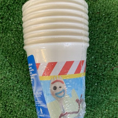 Toy Story 4 8 x Toy Story 4 - 200ml Paper Cups