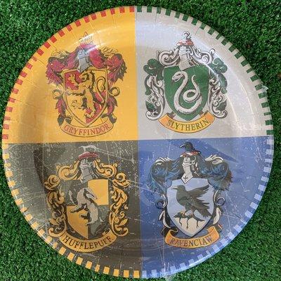"Harry Potter 8 x 9"" Harry Potter Paper Plates"