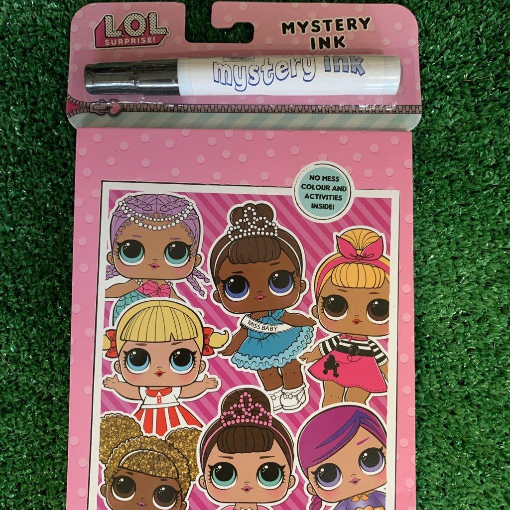 L.O.L L.O.L. surprise! Mystery Ink