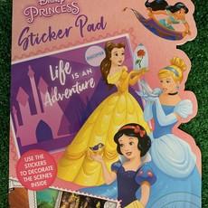 Disney Disney Princess Shaped Sticker pad