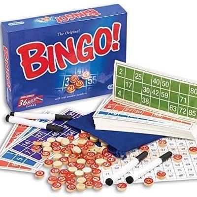 Gibsons Bingo Game