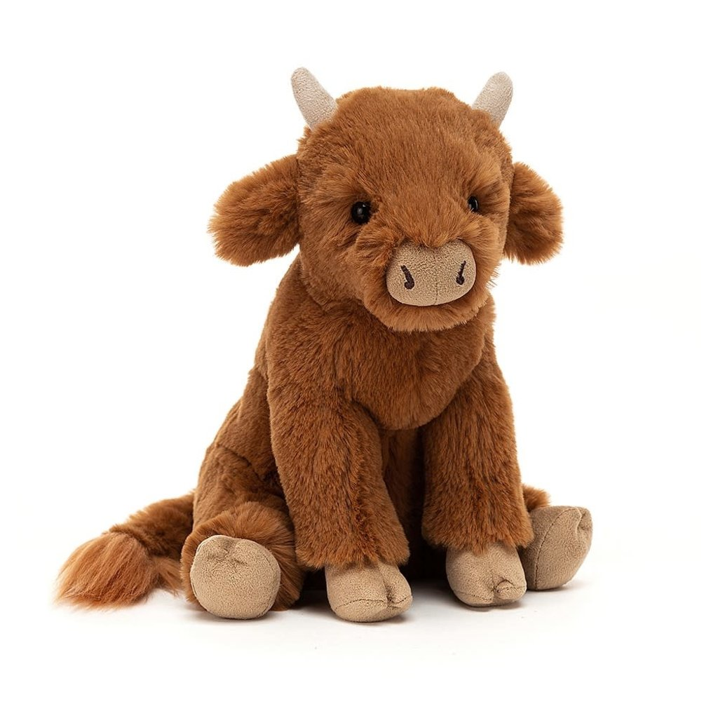 Jellycat - Beautifully Scrumptious Jellycat - Callie Cow - Small