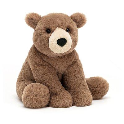 Jellycat - Beautifully Scrumptious Jellycat - Woody Bear - Medium