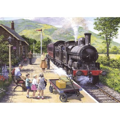 Gibsons All Aboard To Keswick Puzzle - 1000pcs