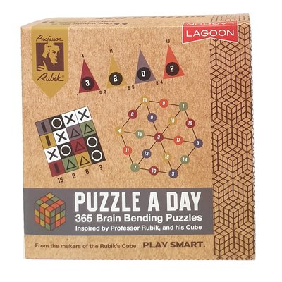 The Lagoon Group Rubik - Puzzle A Day