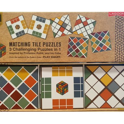 The Lagoon Group Rubik- Matching Tile Puzzles