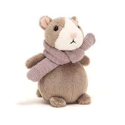 Jellycat - Little Legs Jellycat - Mini Happy Nutmeg Hamster
