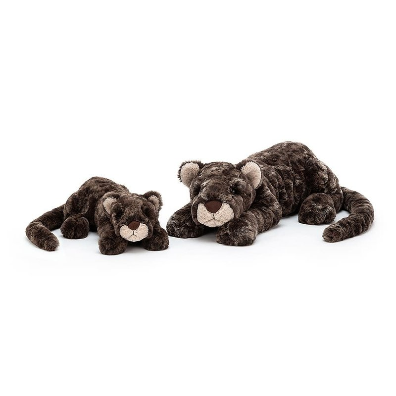 Jellycat - Big & Bold Jellycat - Lexi Leopard - Little