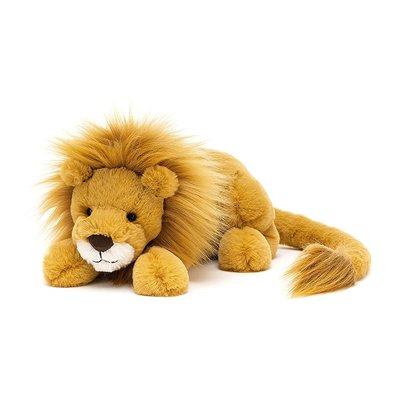 Jellycat - Big & Bold Jellycat - Louie Lion - Little