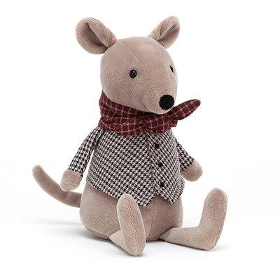 Jellycat - Dressed to Impress Jellycat - Riverside Rambler Rat
