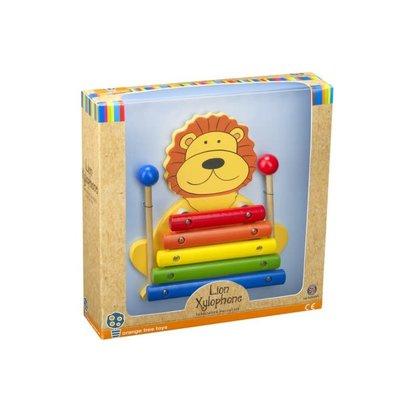 Orange Tree Toys Xylophone - Lion