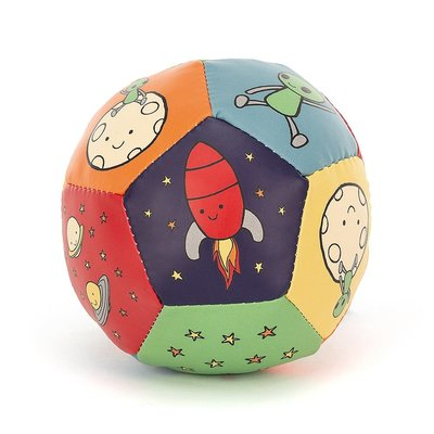 Jellycat - Baby Gift Jellycat - Zoom To The Moon - Boing Ball