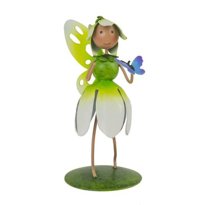 World of Make Believe Flower Kingdom - Pearl the Snowdrop Fairy (Mini)