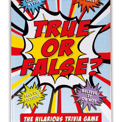 The Lagoon Group True Or False Game
