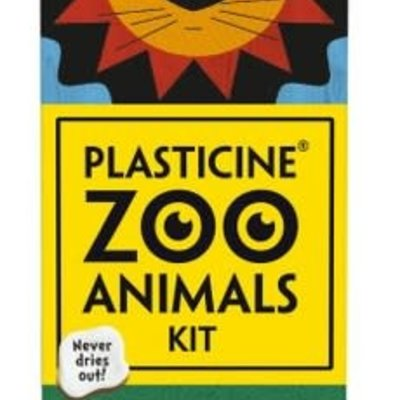 The Lagoon Group Plasticine Zoo Animals Kit