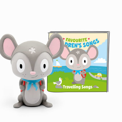 Tonies Favourite Children's Songs - Travelling Songs  - Tonies
