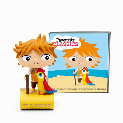 Tonies Favourite Classics - Robinson Crusoe & Other Classic Stories - Tonies