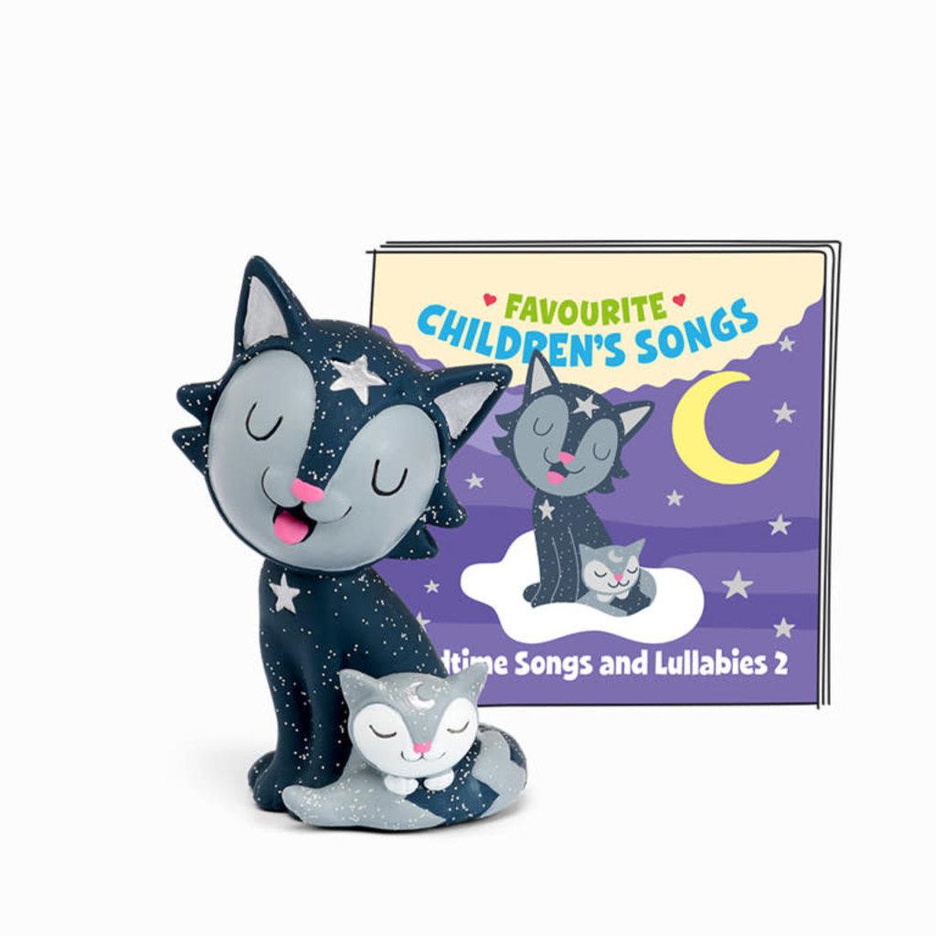 Tonies Favourite Children's Songs - Bedtime Songs & Lullabies 2 - Tonies