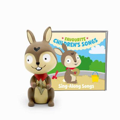 Tonies Favourite Children's Songs - Sing-Along Songs  - Tonies