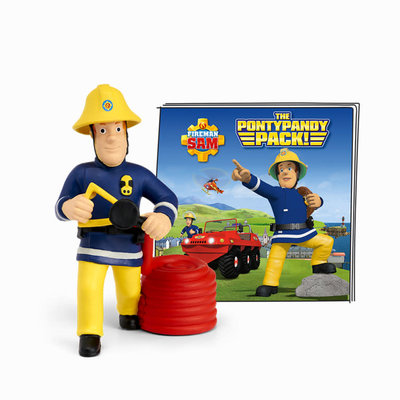 Tonies Fireman Sam - The Pontypandy Pack Audio Book - Tonies