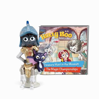 Tonies Hully Boo - Treasure Hunt/ Magic Championships - Tonies