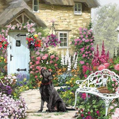 1000pcs - Cottage Garden - Puzzle