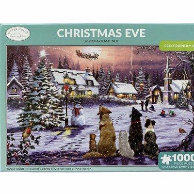 1000pcs - Christmas Eve - Puzzle