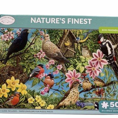 500pcs - Nature's Finest - Puzzle