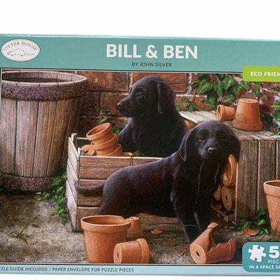 500pcs - Bill & Ben - Puzzle