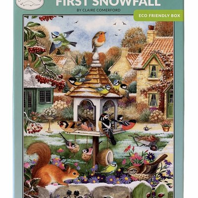 1000pcs - First Snowfall - Puzzle