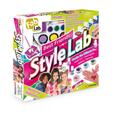 Fab Lab Fab Lab Best Friends Style Lab Kit