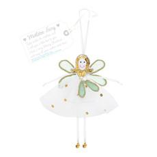 Believe You Can Mistletoe Fairy - Christmas