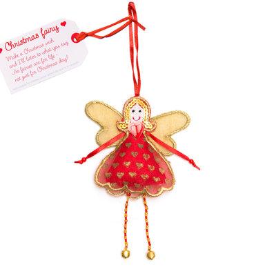 Believe You Can Christmas Fairy - Christmas