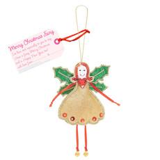 Believe You Can Merry Christmas Fairy - Christmas