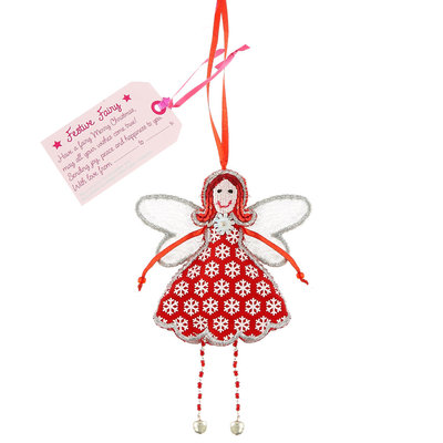 Believe You Can Festive Fairy - Christmas