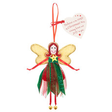 Believe You Can Believe in the Magic of Christmas ...  Glitter Quote Fairy