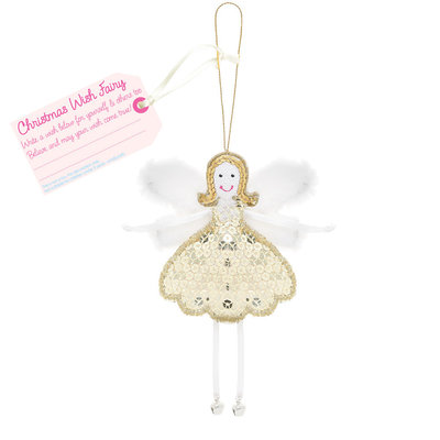 Believe You Can Christmas Wish Fairy - Christmas Fairy