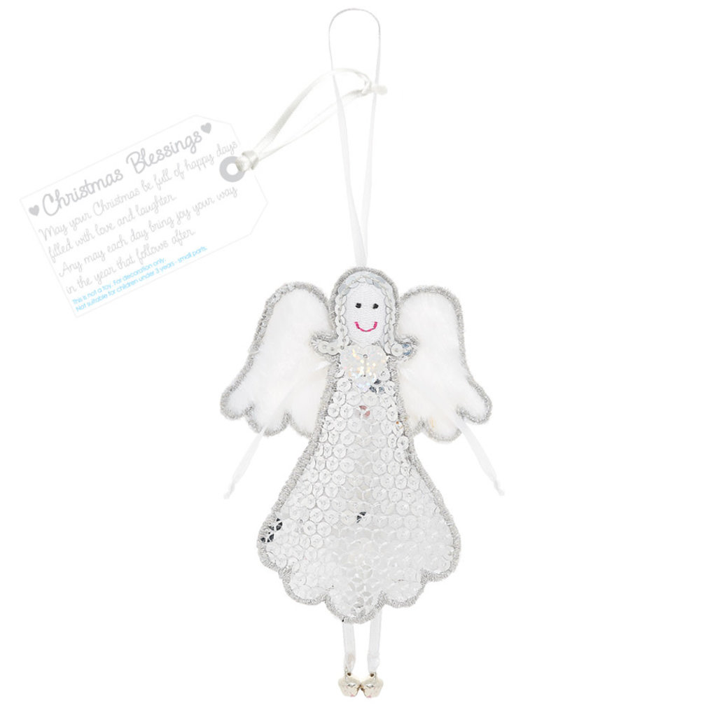 Believe You Can Christmas Blessings Angel - Christmas